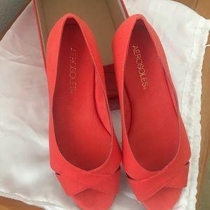 Aerosoles Wedge Shoes.